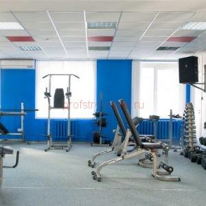 Ремонт спортзалов и фитнес центров